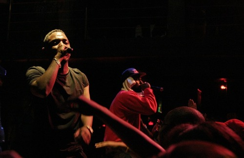 Friday Night Photography: Kendrick Lamar and Schoolboy Q (image courtesy of flickr user connor millin)