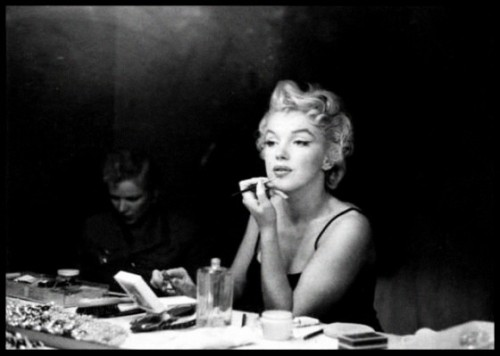 Marilyn's getting her own MAC line.!G