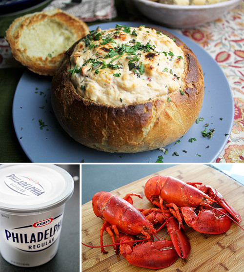 foodforjubilee:  Warm Maine Lobster Dip | From Away (RECIPE)