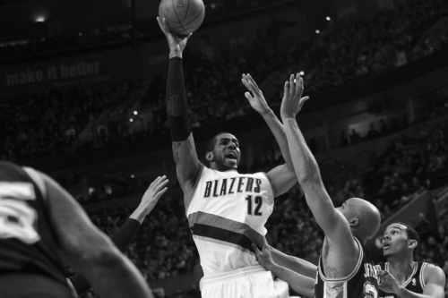 Catch fellow Blazer and Assist XIII partner,  LaMarcus Aldridge tonight on Portlandia, followed by his 1st All Star Appearance this Sunday 02/26! Let's go LA!