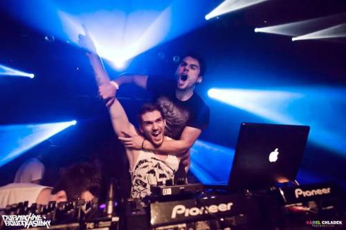 awyeedubstep:  Adventure Club!