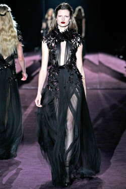 Love this dress! Gucci Fall/Winter 2012