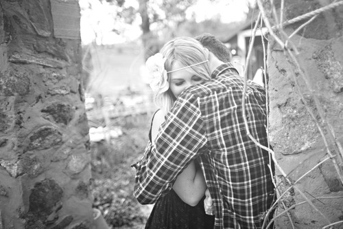 Rae and Klyde, cuddling in the Forbidden Forest Taken by a lurking Mina Lima, circa 1977