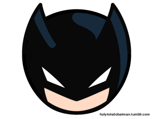 Batman icon #1 successfully completed! I'll make more whenever I'm given another break!
