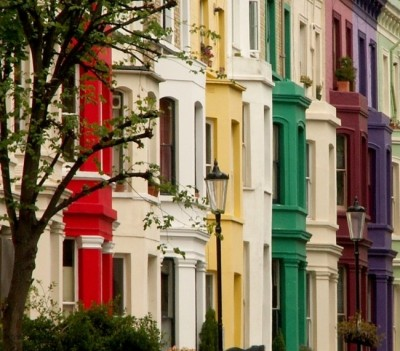 Colours of Notting Hill