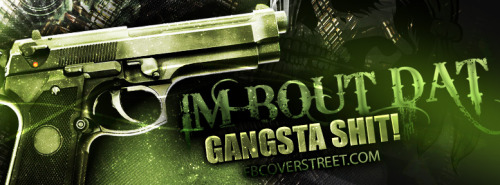 Gangster Facebook Covers