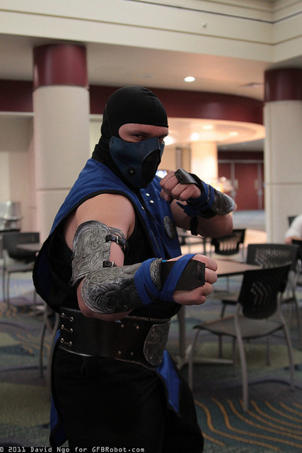 Sub-Zero by DTJAAAAM on Flickr.Via Flickr:Facebook || TwitterMegaCon 2012