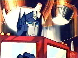 The real Optimus Prime