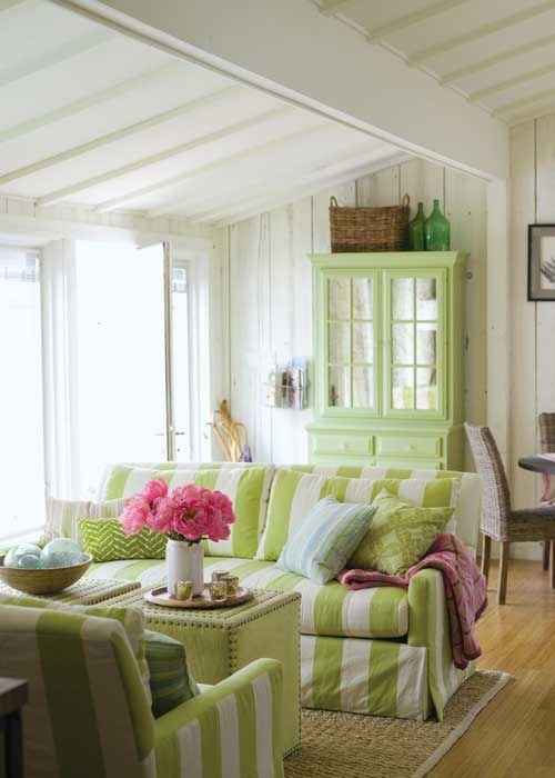 cottage cozy interiors