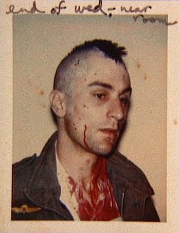 BLOODY LEGEND Robert DeNiro - Taxi driver rare footage