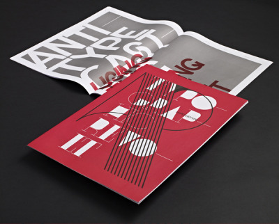 HypeForType commissioned designer Ryan Atkinson to produce a zine/showcase zine for their exclusive faces range. Take a look at the final outcome here.