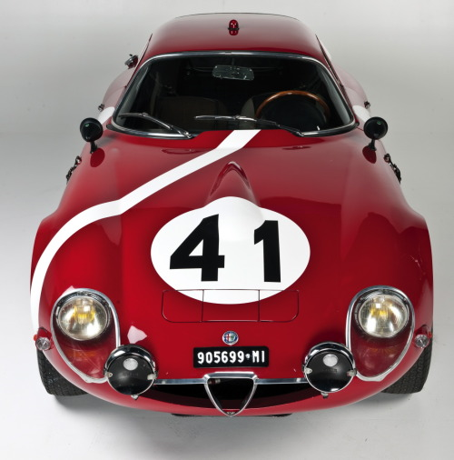 #4 on the Best of February list: Alfa Romeo TZ2