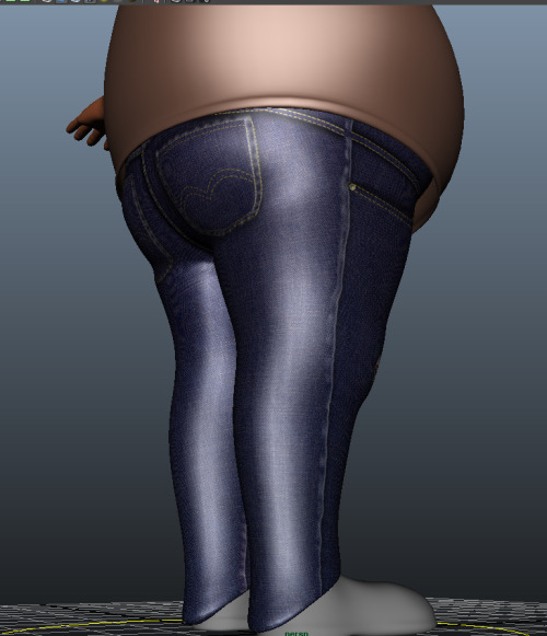 Fatty's pants