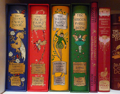 prettybooks:  Folio Society Books (by fairyrevel)