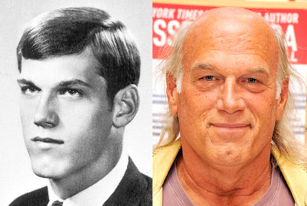 Jesse Ventura High School photo from 1969. Known as James Janos during his senior year at Roosevelt High School in Minneapolis, Minnesota. But we know him as the former Navy Seal/pro-wrestling champ/announcer who shocked the world when he was elected governor of Minnesota in 1998.