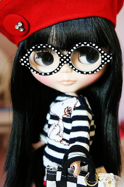 bow wow trad blythe by euniceeva on Flickr.love glasses