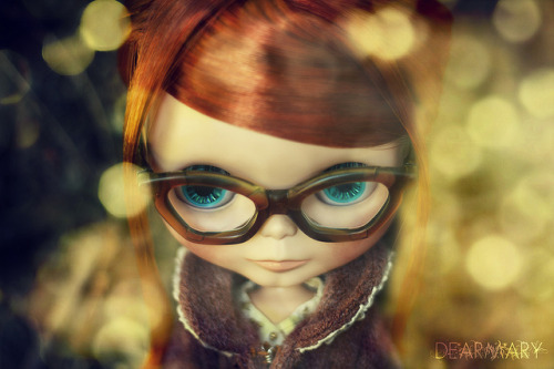Gold by DearMary on Flickr.love glasses