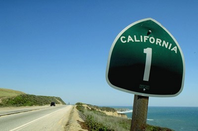 California Highway 1, great road trips ;)