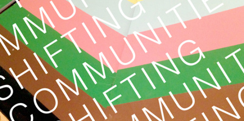Shifting Communities CLOSING PARTY! Friday, February 24th from 6-9pmBRAC on the Block @ Bronx Art Space305 East 140th Street, Bronx NY 10454 Bronx River Art Center (BRAC) announces the closing of its 2011-2012 exhibition program: Shifting Communities. This fourfold exhibition series and ongoing schedule of lectures, presentations, and workshops presented an exciting and eclectic mix of socially engaged artwork and community initiated events. Though endings are often bittersweet, we are thrilled with the success of the program and ask you to please join us on February 24th from 6- 9pm for a celebratory presentation of ephemera from the series. We will also be announcing the continuation of the Roundtable Series at No Longer Empty's This Side of Paradise exhibition in the Bronx's Andrew Friedman House. The Shifting Communities exhibition series featured dynamic initiatives in culture and the arts currently at work in the art world while highlighting social practice in dialogue with the local Bronx community. The goal of this project was to create a paradigm where community-centric contemporary art and artist think-tanks could be a tool for public service; a language for the exploration and investigation of the broader aspects of culture and society; and a magnet that could bring different cultures and ideologies together in order to strengthen a more inclusive definition of community. This final presentation will showcase follow up work and documentation from each of the Shifting Communities artists as well as notes, images, audio, and video excerpts from over twenty roundtable events.  Please join us to celebrate the ending of this exhibition initiative as we look forward to future endeavors.    This exhibition is made possible with support from the New York State Council on the Arts, a state agency. Additional support is provided by the New York City Department of Cultural Affairs, Bronx Borough President Ruben Diaz Jr., Majority Leader Joel Rivera, the Bronx Delegation of the New York City Council, New York State Senator Ruth Hassell-Thompson, The National Endowment for the Arts, the Deutsche Bank Americas Foundation's Arts & Enterprise Place-Based Revitalization Program, and The Andy Warhol Foundation for the Visual Arts.