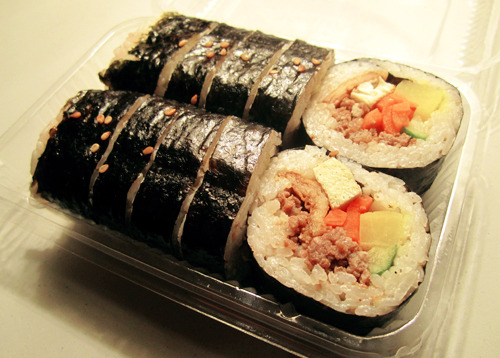 Food appreciation post #1 Here we go, because I never stop craving sushi…ever. <3 <3 <3 <3