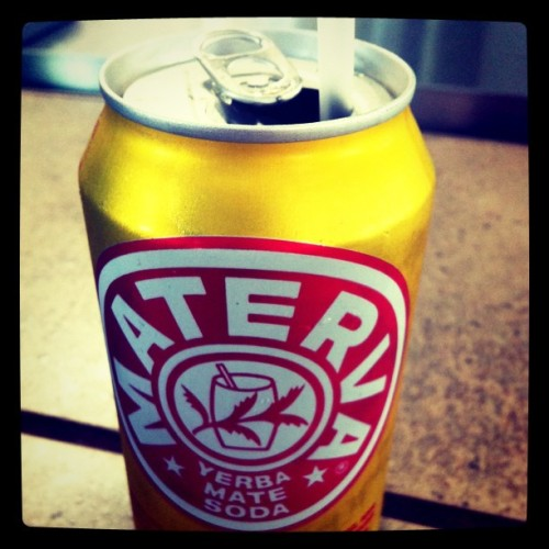I don't often drink soda, but when I do… (Taken with instagram)