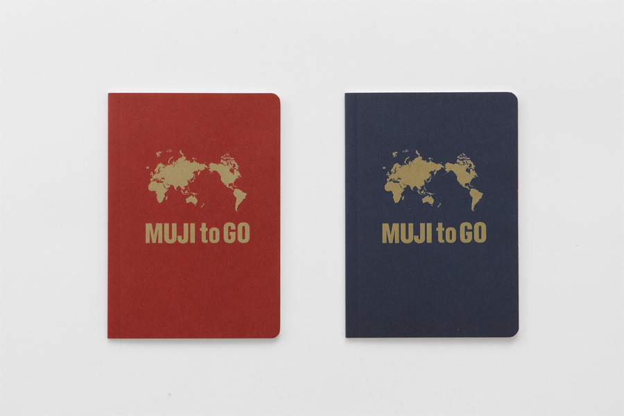 passport Muji | MUJI to GO by Daikoku Nippon Design Center