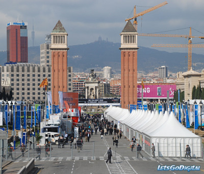 Mobile World Congress kicks off tomorrow. MWC runs from 27 February to 1 March, and is likely to see big announcements from most of the big smartphone manufacturers. Unfortunately, Samsung have already announced that the successor to the Galaxy S II will not be shown off at MWC, with a separate event for that before mid-2012. As usual, Apple won't be attending. Bookmark 8 Bit Future for the latest updates from the show, which are likely to include: More 4G/LTE devices, Quad-core smartphones, Many new Android tablets, News from a keynote speech from Google CEO Eric Schmidt, NFC/mobile payment systems, Connected babies (!), Ubuntu for Android, Waterproof phones, And perhaps, flexible devices.