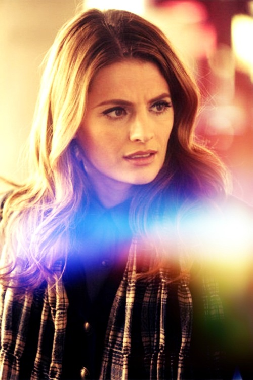 castle-madeof-bones:  With - @stana_katic