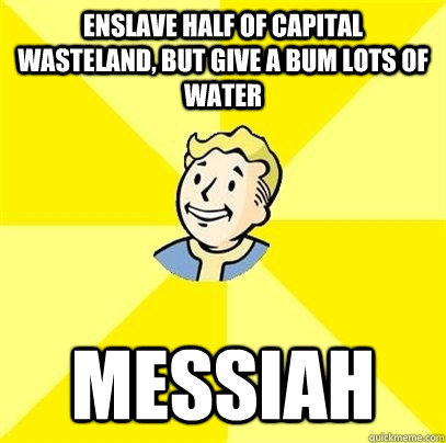 fuckyeahfallout3:  Because logic.