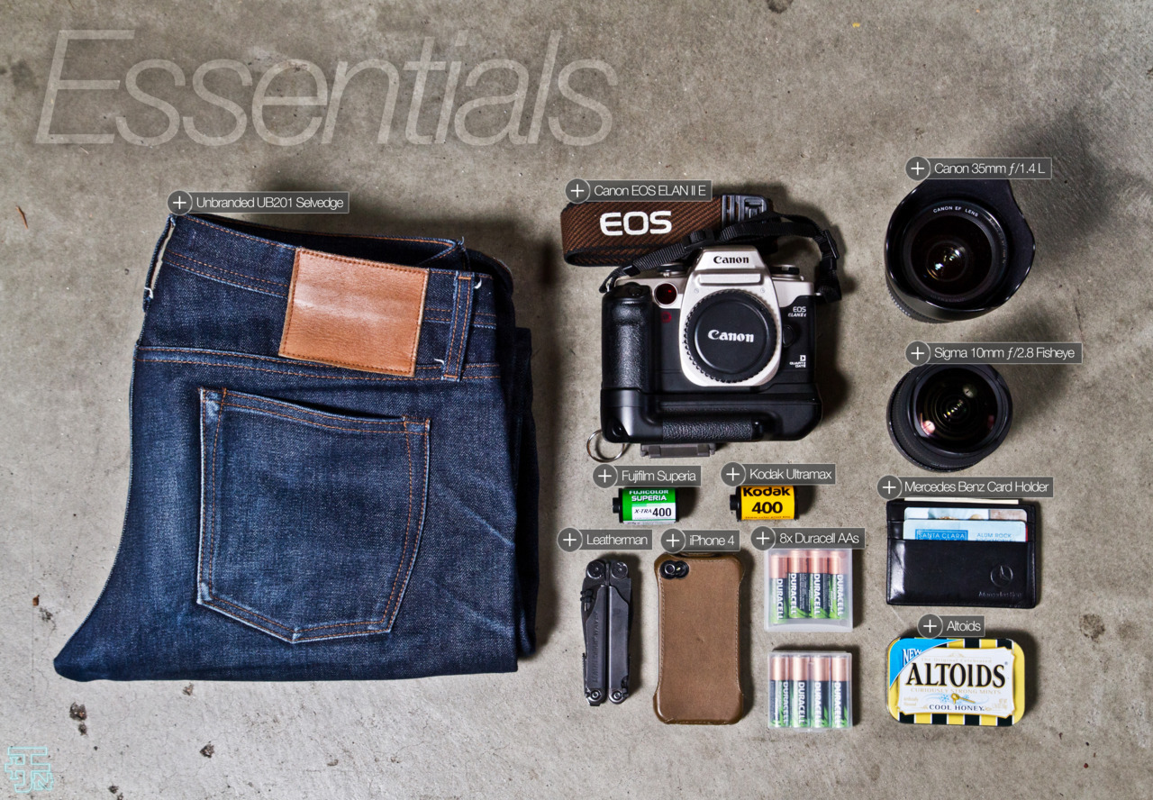 Essentials.