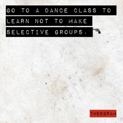 Gunshots. #tweegram #danceordie (Taken with instagram)
