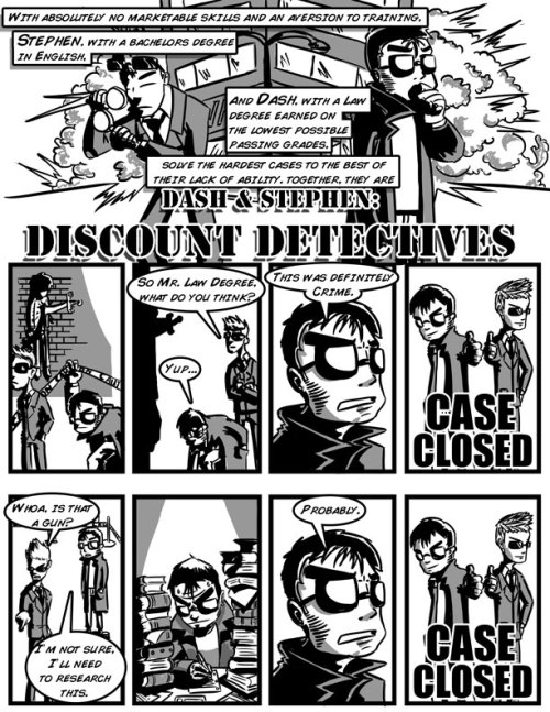 Discount Detective [Preview] by Dipstick Swagger.