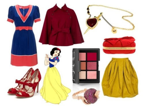 Disney Series - Snow White.  Pieces • More Sets