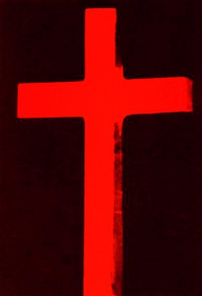 Cross- Andy Warhol
