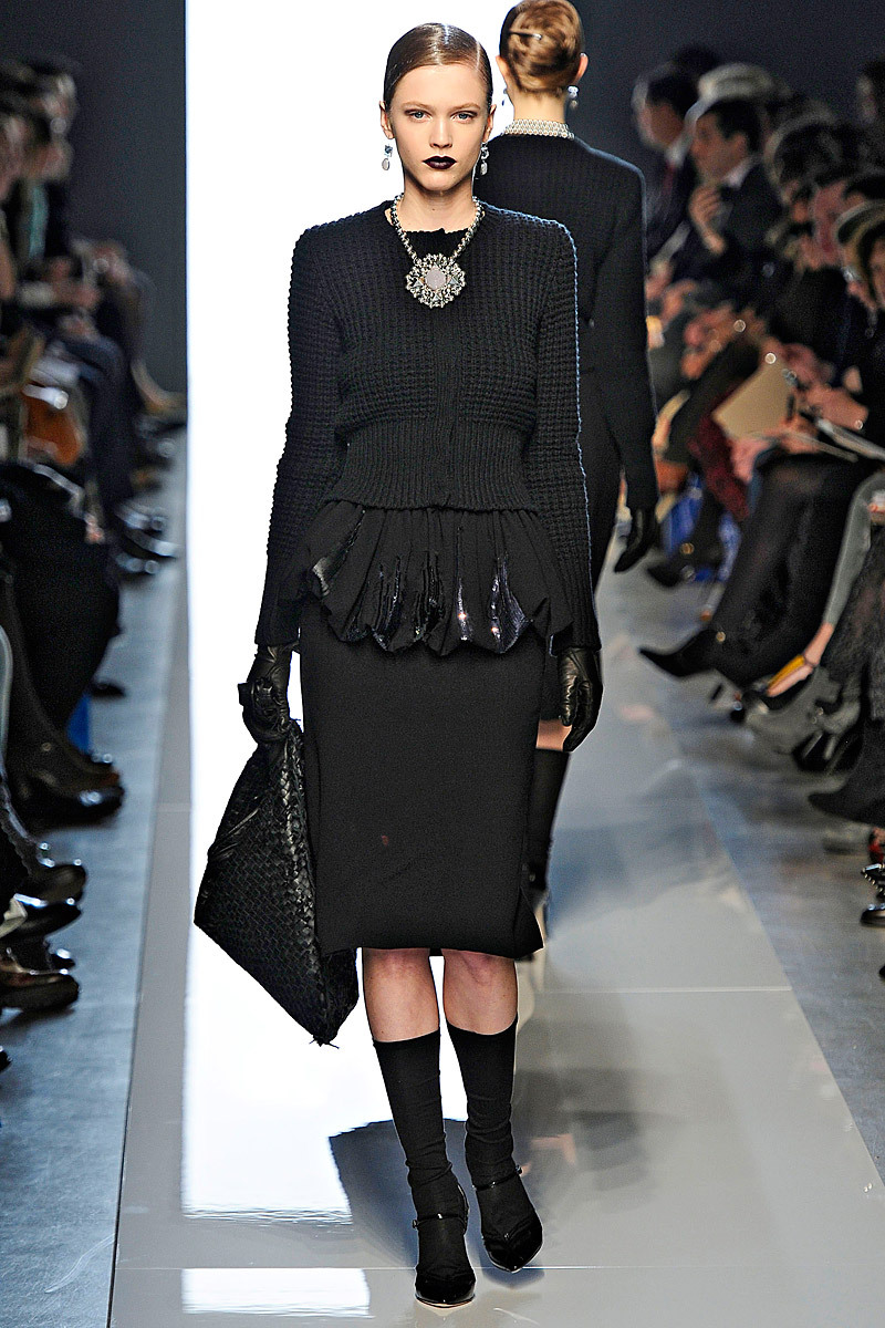 Bottega Veneta Otoño/Invierno 2012   Semana de la Moda de Milán ….. Bottega Veneta Autumn/Winter 2012 Milan Fashion Week