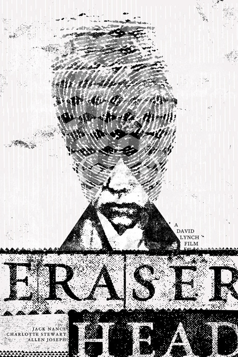 Eraserhead by Adam Maida