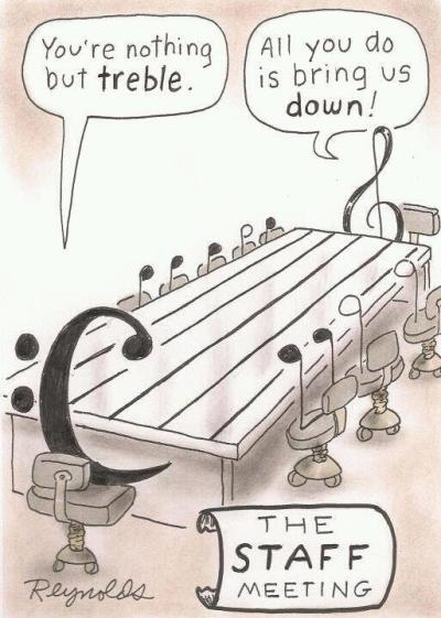 arkristic:  Musical Humor. You love it, even if it is ridiculous.
