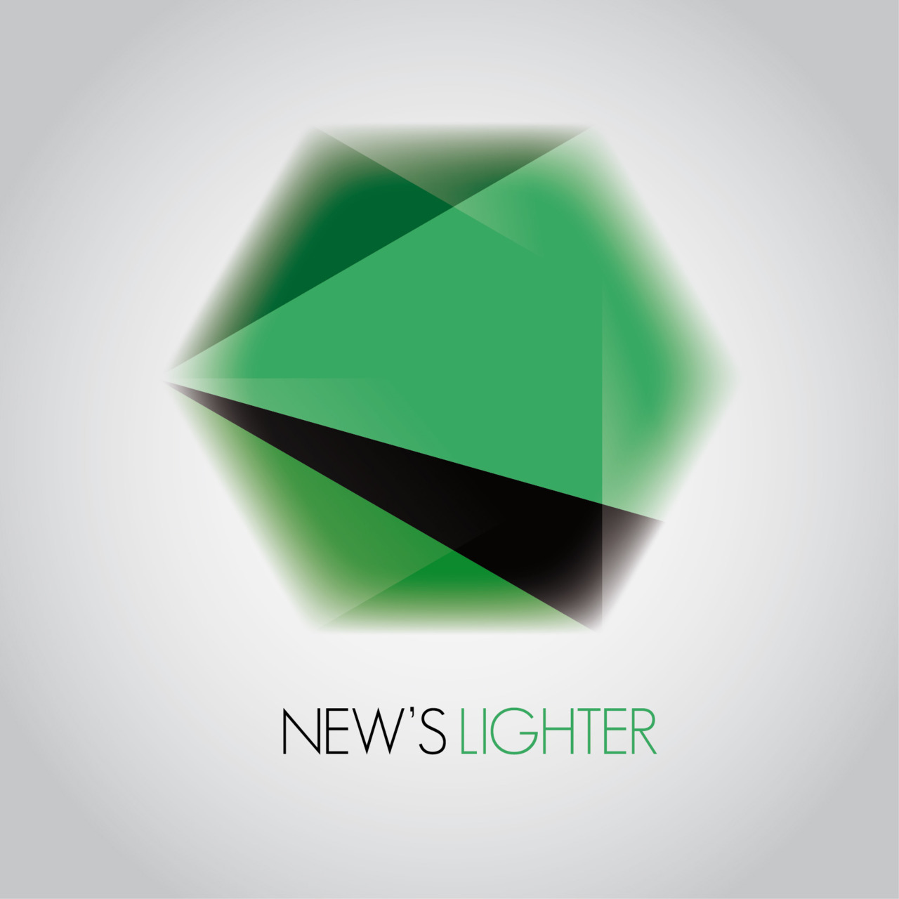 LOGO/ NEW'S LIGHTER. '11