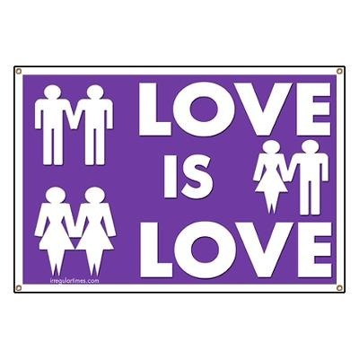 Love Is Love, Don't Judge It.