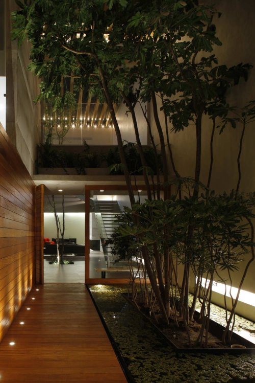 subsecreto:  Lucke Orozco House by Hernandez Silva Architects