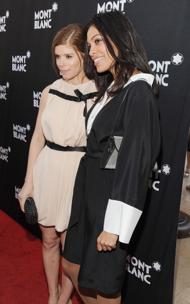 Kate Mara and Rosario Dawson