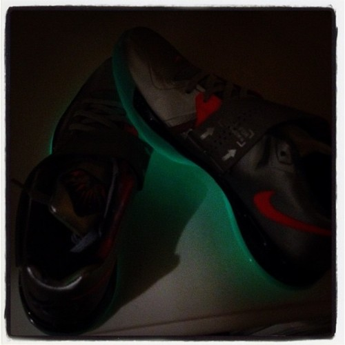 jonjonkim:  Glow KD IV all star (Taken with instagram)