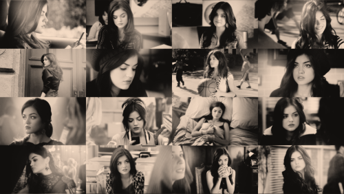 Lovely Ladies of Television | 20 | Lucy Hale as Aria Montgomery on Pretty Little Liars