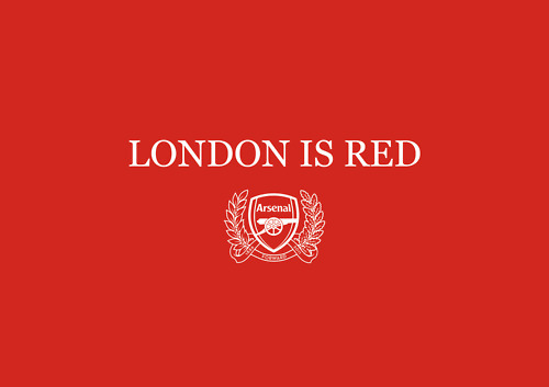 Let's beat them Sp*rs tomorrow, Gunners! COYG!