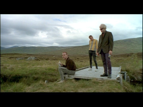 What I'm watching… Trainspotting  (1996) 8.9/10  One of my favourites. Choose life.