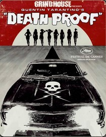 I am watching Grindhouse: Death Proof                                      Check-in to               Grindhouse: Death Proof on GetGlue.com