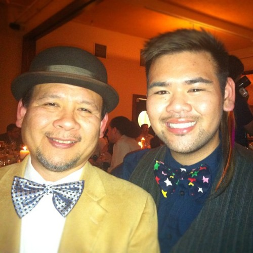 Our new snazzy #bowties (Taken with instagram)