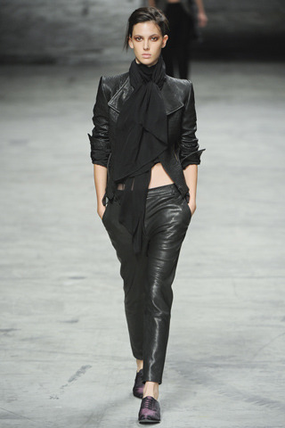Haider Ackermann Spring 2012 Ready to Wear Collection