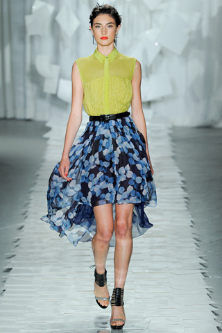 Jason Wu Spring 2012 Ready to Wear Collection