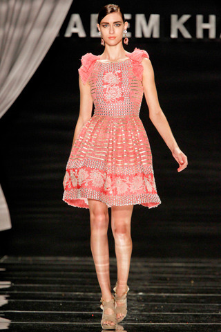 Naeem Khan Spring 2012 Ready to Wear Collection